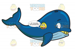A Big Whale
