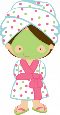 ZWD_SpaFlipFlops - ZWD_SpaGirl_01.png - Minus | clipart | Pinterest ...