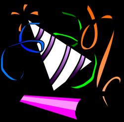 It S Party Time Clip Art - Clip Art Library