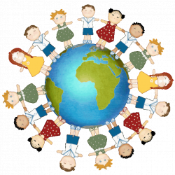 Children Holding Hands Around The World - The Something Awful Forums