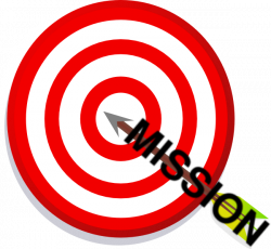 Business Mission Clipart