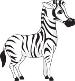 Free Zebra Clipart - Clip Art Pictures - Graphics - Illustrations