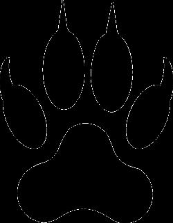 Image gratuite sur Pixabay - Wolf, Empreinte, Lion, Tigre, Patte ...
