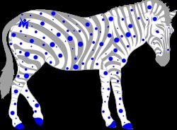 Sometimes Zebras have spots - Myositis Support and Understanding
