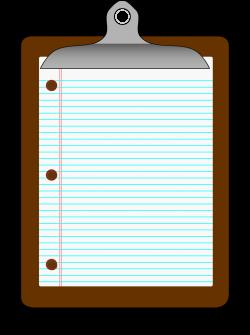 Clipboard/Lined Paper by algotruneman   cricut ideas   Pinterest ...