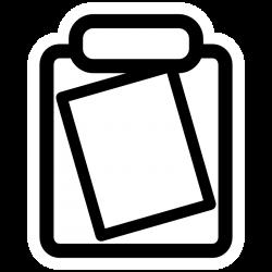 Clipboard Clip Art - Cliparts.co