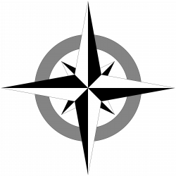 Compass Silhouette at GetDrawings.com | Free for personal use ...