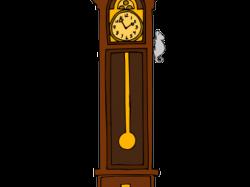 Grandfather Clock Clipart 4 - 225 X 450 | carwad.net