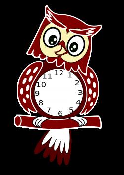 owl clock by estea8968 | Goma eva 3 | Pinterest | Owl clock and Owl