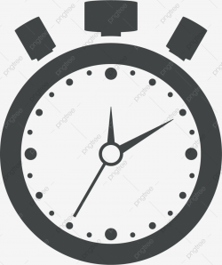 Alarm Clock Silhouette, Alarm Clock, Time, Watch PNG and ...