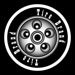 Azieser Tire With Rim Clip Art at Clker.com - vector clip art online ...