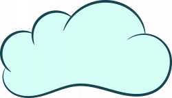 5 Cartoon Clouds (PNG Transparent) | OnlyGFX.com