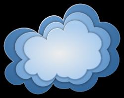 Cloud clip art free clipart image - Clip Art Library