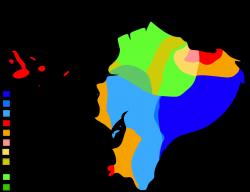 Climate of Ecuador - Wikipedia