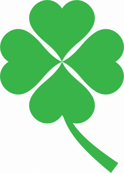 Free Four Leaf Clover Clipart | Free download best Free Four ...