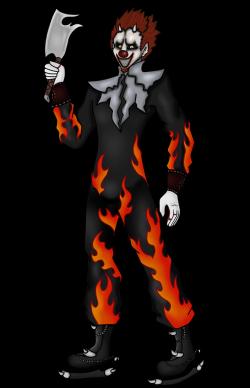 Horny the Clown by xMadame-Macabrex on DeviantArt