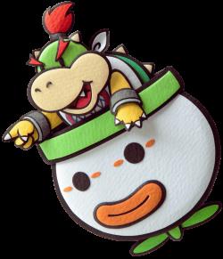 Bowser Jr. | MarioWiki | FANDOM powered by Wikia