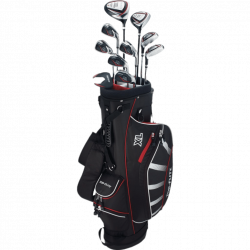Full Set Of Golf Clubs In Bag transparent PNG - StickPNG