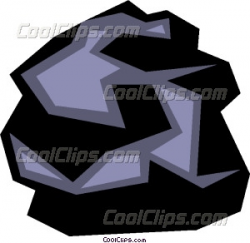 Coal Vector Clip art