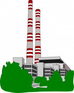 28+ Collection of Coal Power Station Clipart   High quality, free ...