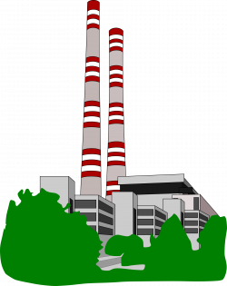 28+ Collection of Power Station Clipart   High quality, free ...