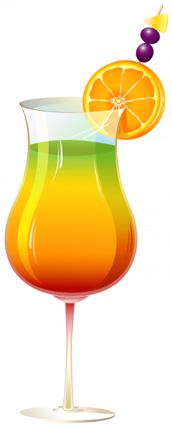Exotic Cocktail PNG Clipart - Best WEB Clipart