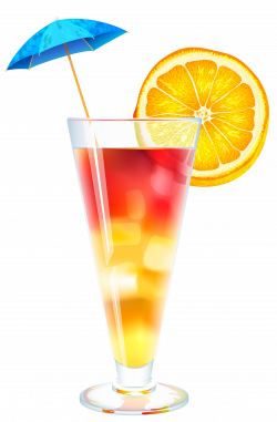 Summer Cocktail PNG Clipart Image | Clip Art Drinks, Ice-Cream ...