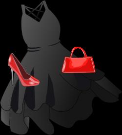 Dress Clip Art at Clker.com - vector clip art online, royalty free ...