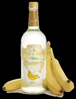 Banana Liqueur | Collins Cordials — Collins Cordials