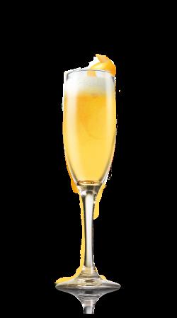 Mimosa Ingredients 4 parts orange juice 4 parts champagne Mix pour ...