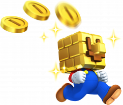 Gold Block | Fantendo - Nintendo Fanon Wiki | FANDOM powered by Wikia