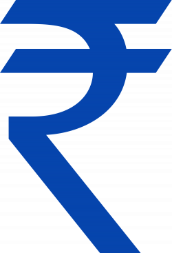28+ Collection of Rupee Symbol Clipart | High quality, free cliparts ...