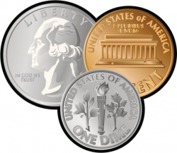 Free US Coins Cliparts, Download Free Clip Art, Free Clip ...