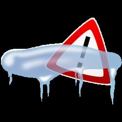 Freeze Alert Clip Art at Clker.com - vector clip art online, royalty ...