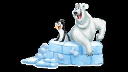 Penguin & Polar Bear | Pinterest | Create image, Create and Group vbs