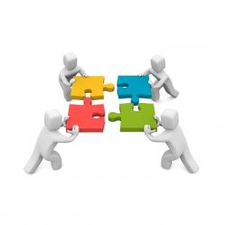 School Background clipart - Teamwork, School, Collaboration ...