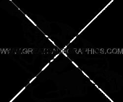 Wrestling Leg Ride | Production Ready Artwork for T-Shirt Printing