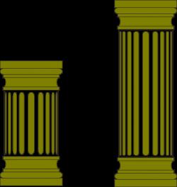 Pillar Clip Art at Clker.com - vector clip art online, royalty free ...