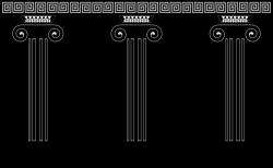 Clipart - Three Columns