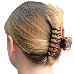 Revlon Strong Hold Hair Claw Clips, 2 Count - Walmart.com