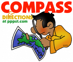 Free PowerPoint Presentations about Compasses and Directions for ...
