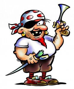 Pirate Clip Art Cartoon   Clipart Panda - Free Clipart Images