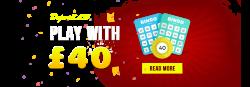 Big Heart Bingo - Play to Win Bingo