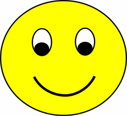 Happy Smiley Clip Art at Clker.com - vector clip art online, royalty ...