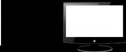 Image of Computer Monitor Clipart #9450, Computer Monitor Clip Art ...