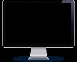 Monitor Clipart Transparent - ClipartXtras
