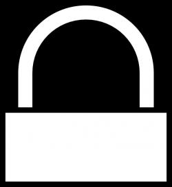 Lock computer clipart - Clip Art Library