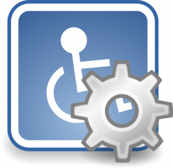 Computer Assistive Technology Clipart