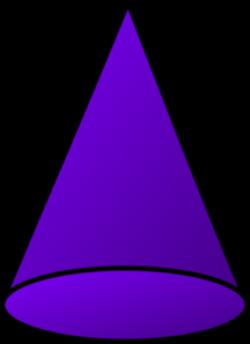 Cone Clip Art at Clker.com - vector clip art online, royalty free ...