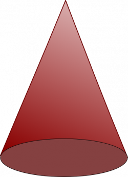 Brown Cone Clip Art at Clker.com - vector clip art online, royalty ...